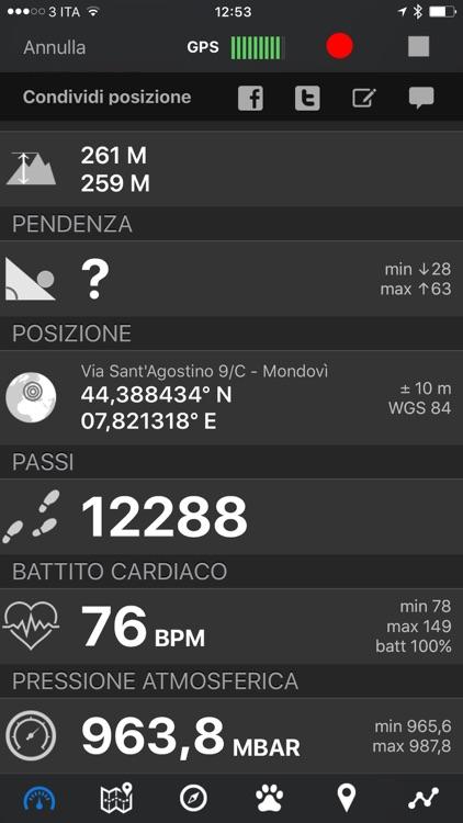 EasyTrails GPS Lite screenshot-3
