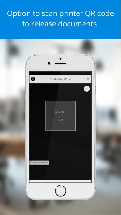 Printix App screenshot-4
