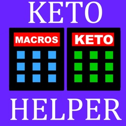 Keto Helper & Macro Calculator