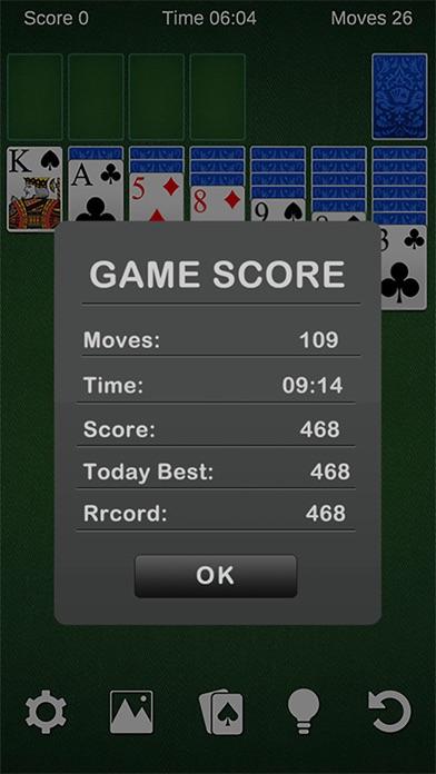Classic Solitaire - Card Games screenshot 5