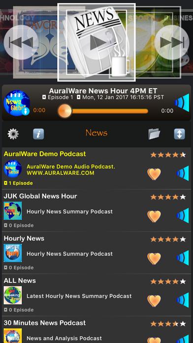 Podcast Live! screenshot one
