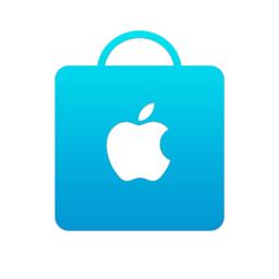 Ícone do app Apple Store