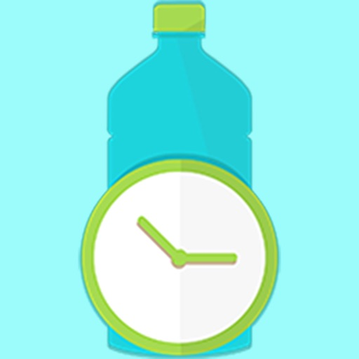 AQUALERT: Water Tracker Daily icon