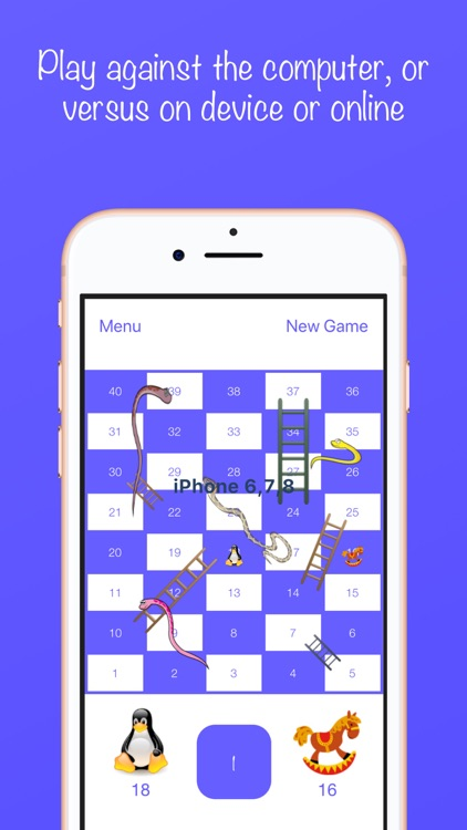 Snakes and Ladders - UNAR Labs screenshot-3