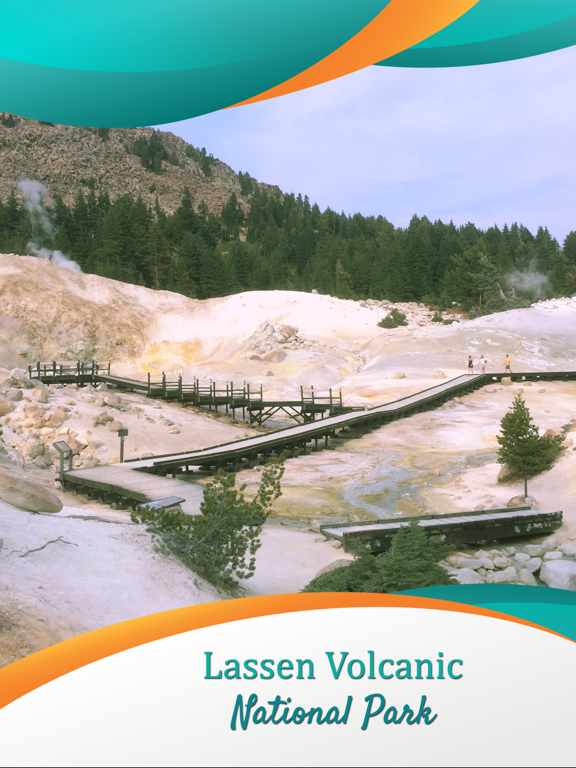 Lassen Volcanic screenshot 6
