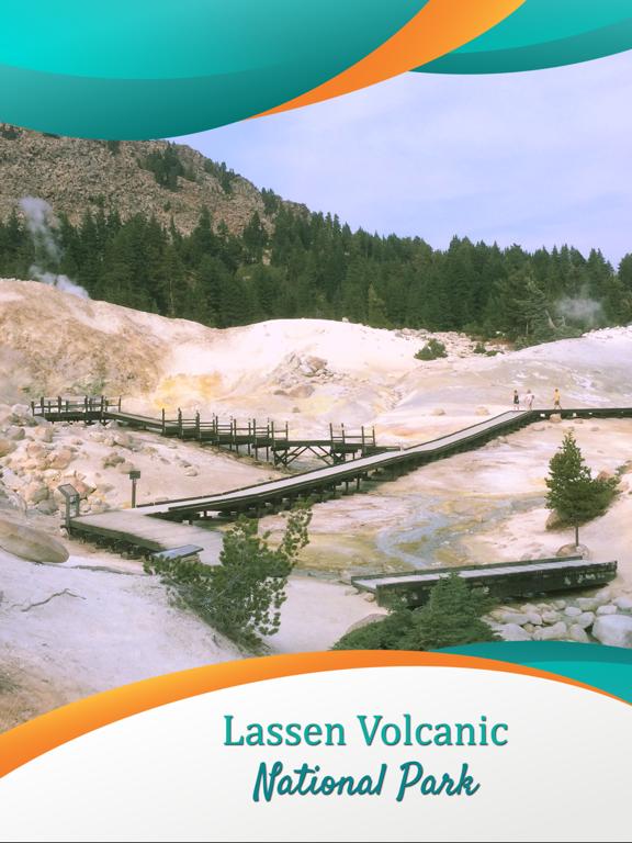 Lassen Volcanic screenshot 6
