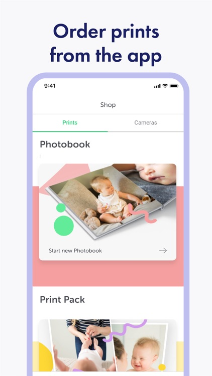 Lifecake Family & Baby Photos screenshot-4