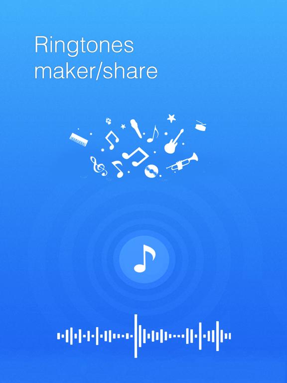 Ringtones for iPhone Music Pro screenshot #1