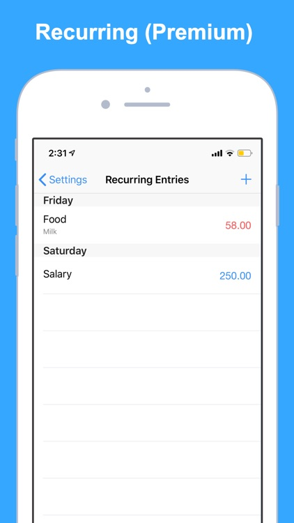 Income & Expense Tracker Zeny screenshot-9