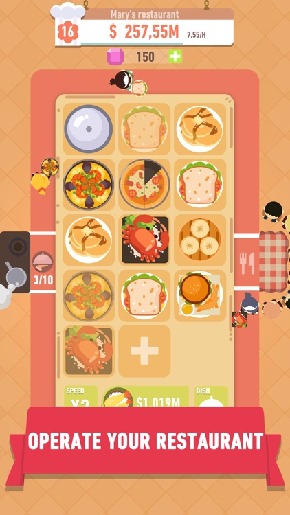 Merge Food screenshot-1