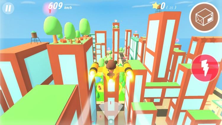 McPanda: Super Pilot Kids Game screenshot-8