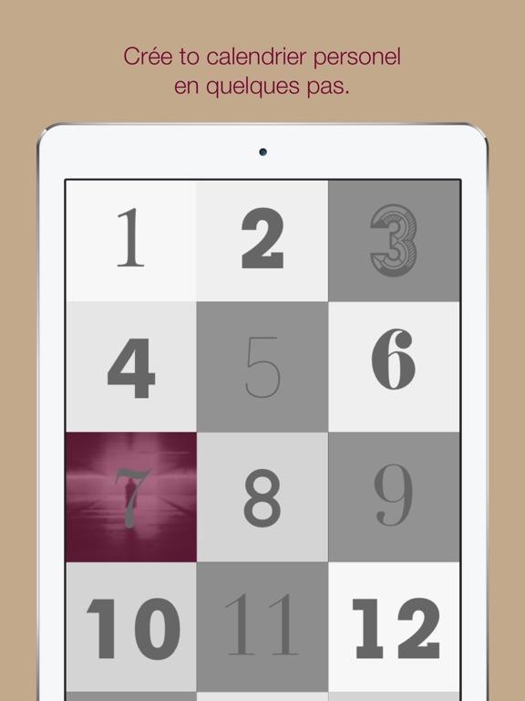 Screenshot #5 pour Advent App 2019