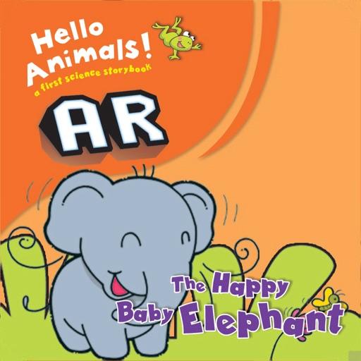 The Happy Baby Elephant AR
