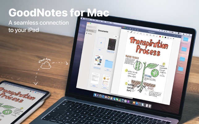 ‎GoodNotes 5 Screenshot
