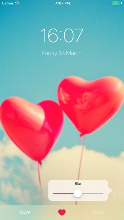 Love Wallpapers ° screenshot-4