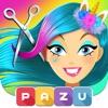 ヘアサロンユニコーン-女の子のためのヘアスタイリングゲーム - iPhoneアプリ
