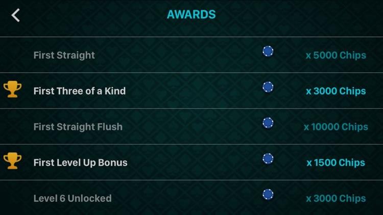 Let it Ride Poker Casino screenshot-4