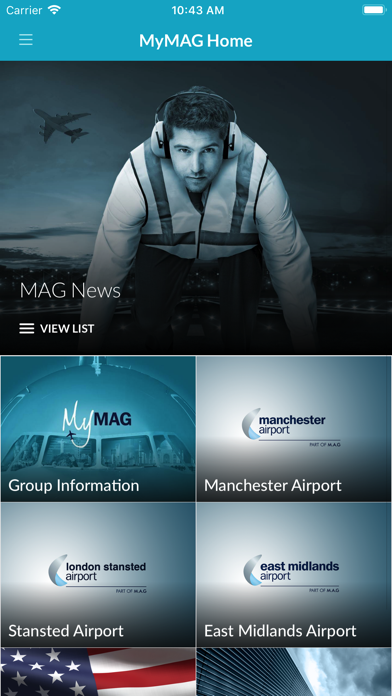 MyMag - Manchester Airports