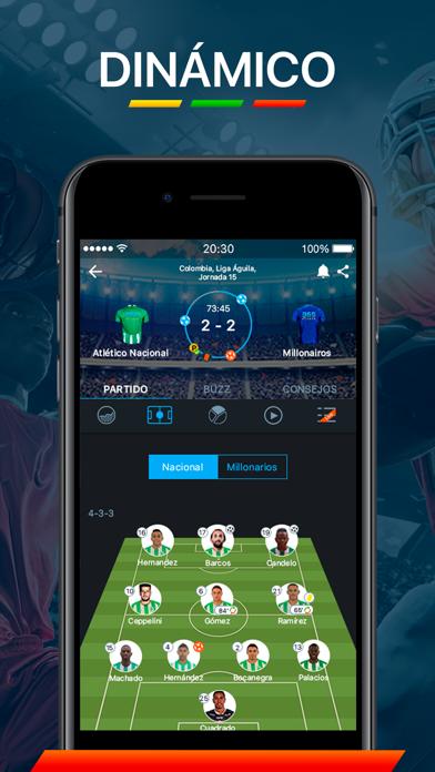 Screenshot for 365Scores - Resultados en vivo in Peru App Store