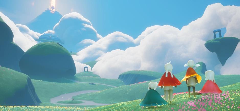 Sky: Children of the Light - красиво, но непонятно