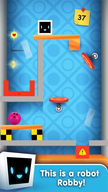Heart Box - physics puzzles screenshot-0