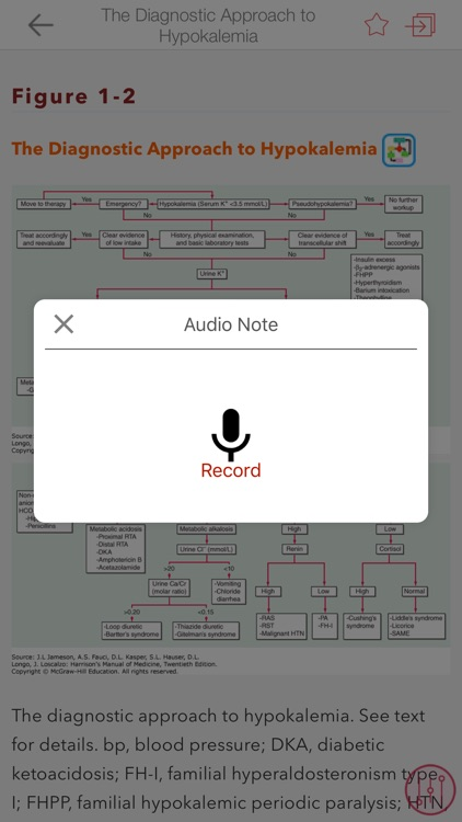 Harrison's Manual Medicine App screenshot-5