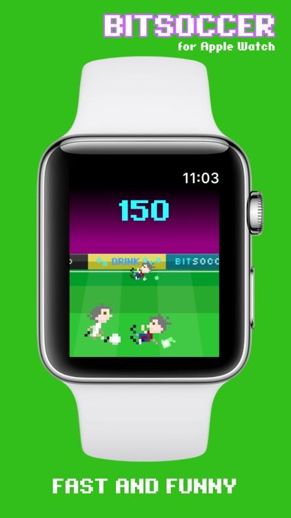 Bit Soccer arcade game