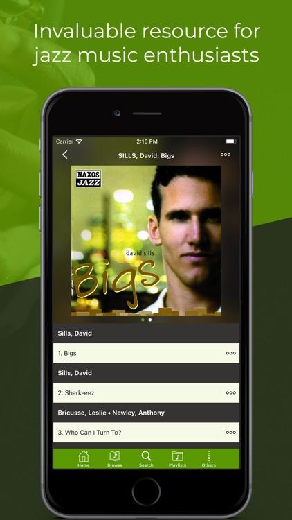 NML Jazz screenshot-4