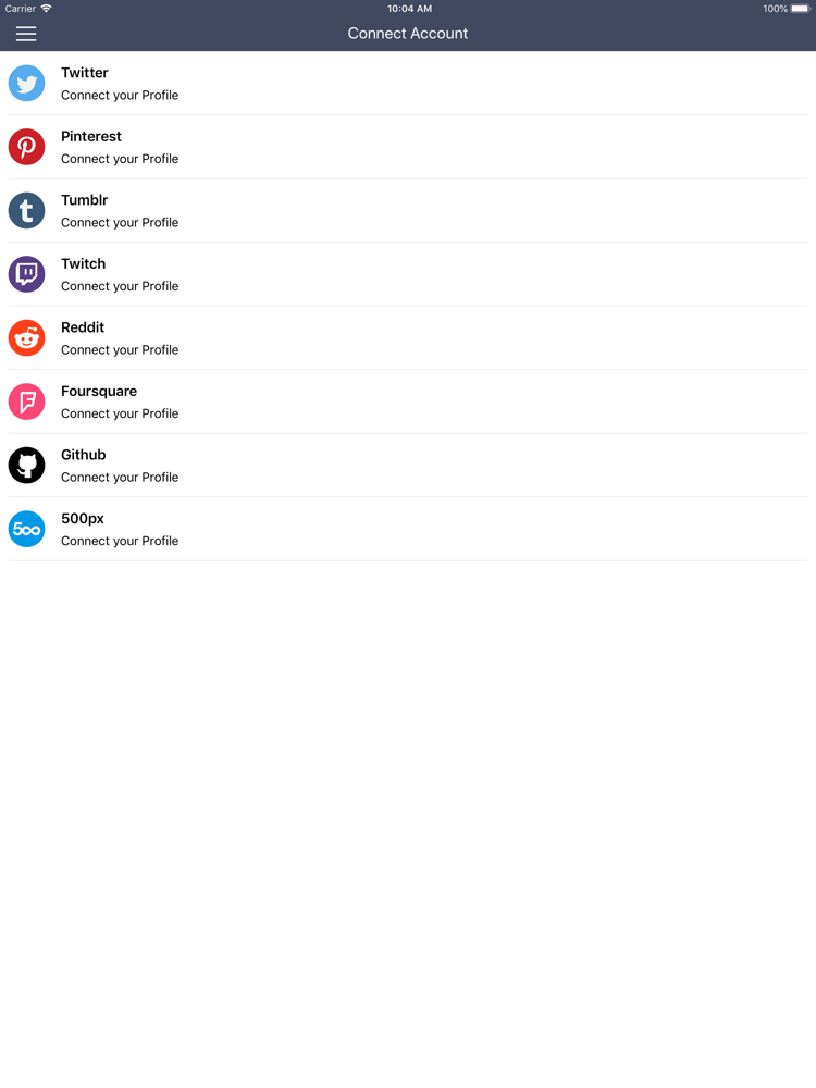 Followers Pro App for iPhone - Free Download Followers Pro for iPad