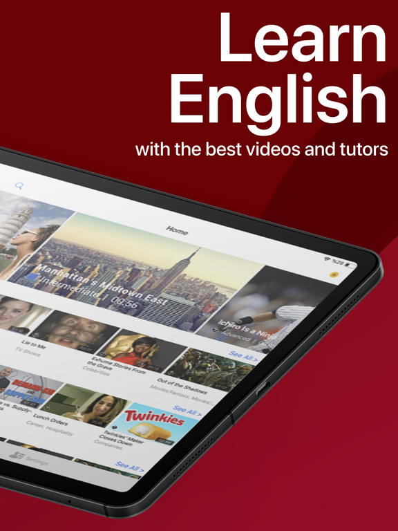 Screenshot #5 pour EnglishCentral - Learn English