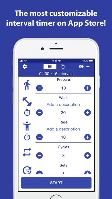 Tabata Timer: Interval Timer  by Oleksandr Serhiienko (iOS, United