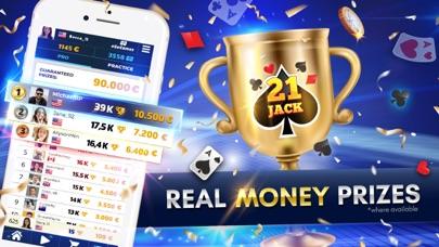 21 Jack - Real Money BlackJack screenshot 3