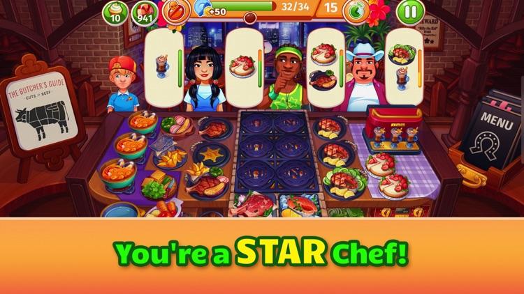 Cooking Craze- Restaurant Game screenshot-3