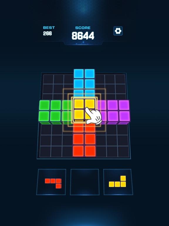 Block Puzzle Game: Color Cube screenshot 6