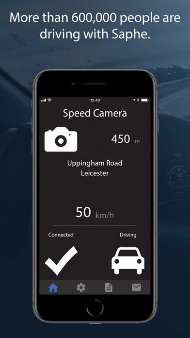 Screenshot for Saphe Link in Sweden App Store