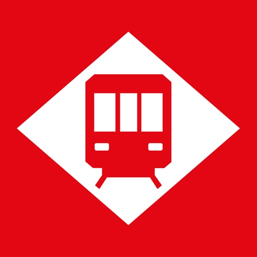 Barcelona Metro - TMB Map Icon