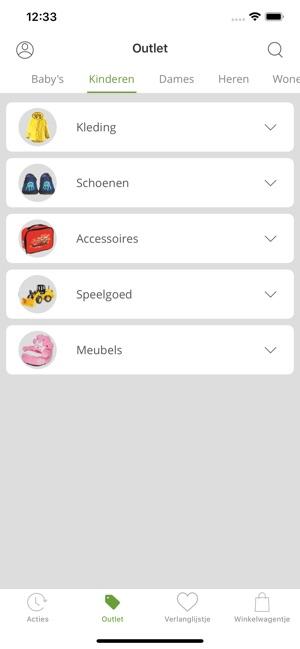 6fab2e82a49  limango - Dé familie webshop in de App Store