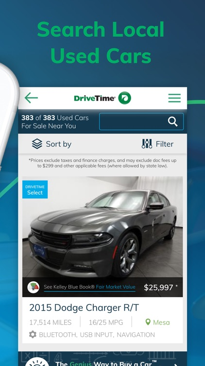 DriveTime Used Cars for Sale