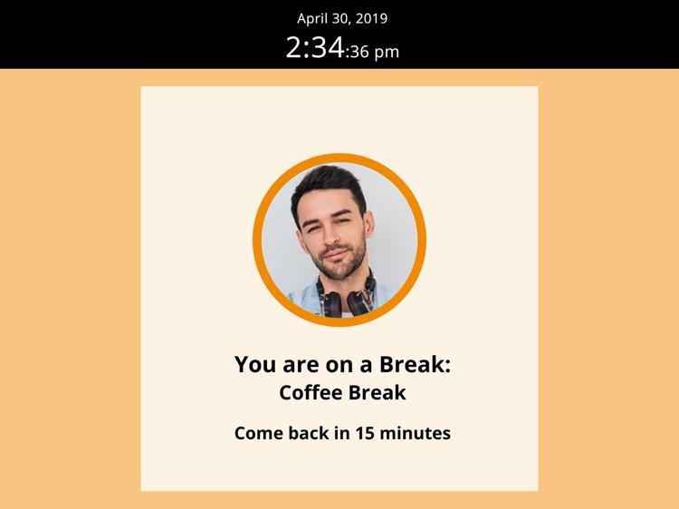 Time Tracker Kiosk by eBillity screenshot-3