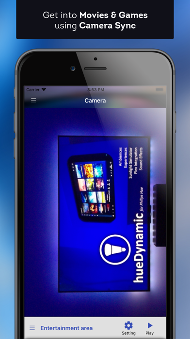 hueDynamic for Philips Hue by Darrell Rose (iOS, United States