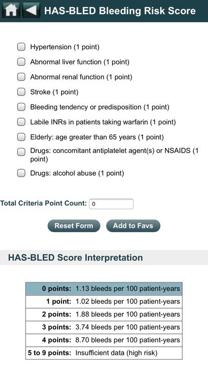 EBMcalc Neurology screenshot-6