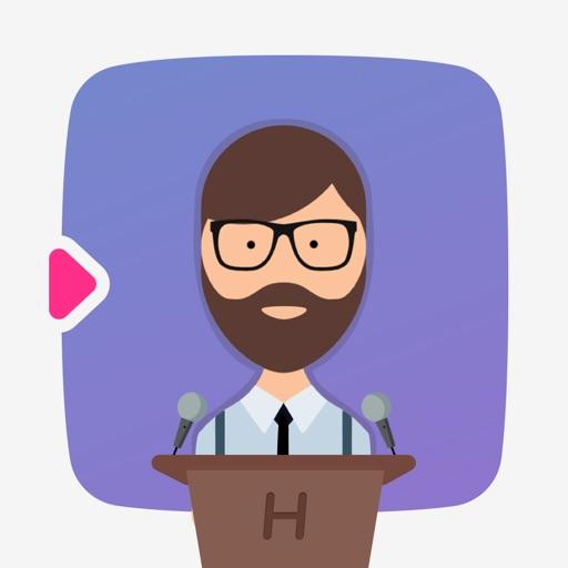 Prof. Hornet Teleprompter Lite
