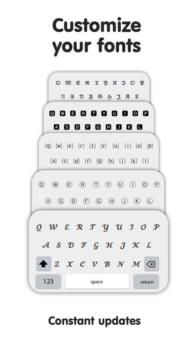 Fonts ◂ フォントのおすすめ画像1