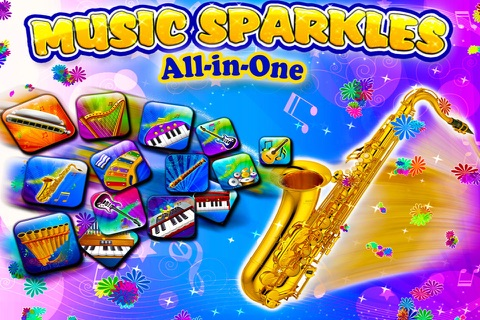 Music Sparkles - Full Version - náhled
