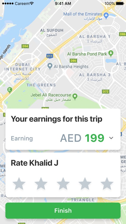 Careem Captain screenshot-3