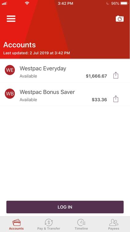 Westpac One NZ Mobile Banking screenshot-5