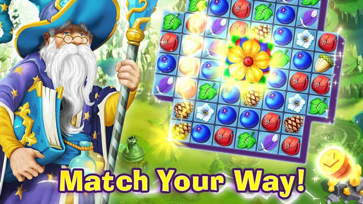 Matchland Quest screenshot-0