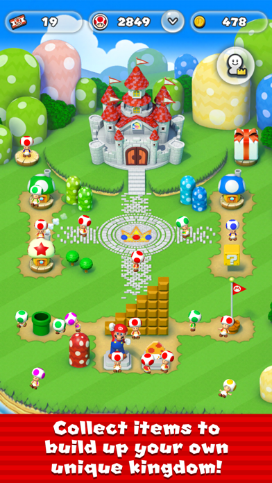 Screenshot for Super Mario Run in Ireland App Store