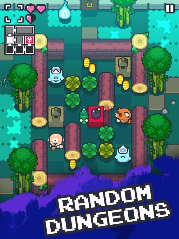 Yokai Dungeon screenshot 7