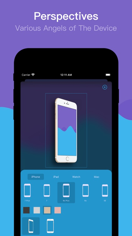 OneScreen - Make Custom Mockup screenshot-4